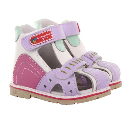 Обувь ортопедическая детская LM200