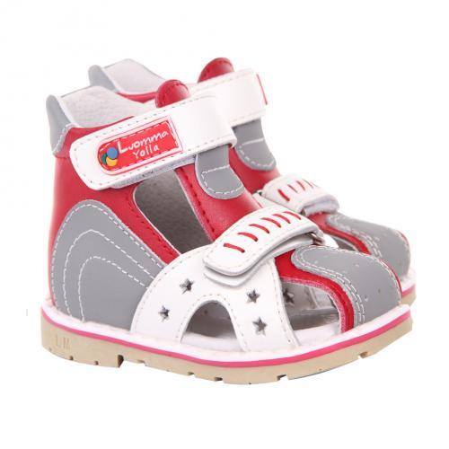 Обувь ортопедическая детская LM202