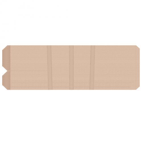 Бандаж послеоперационный, абдоминальный (высота 25 см) ПО-125